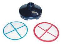 Suction Bell - Filter Disc graphic