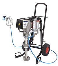 Dragon Airless Paint Sprayer graphic