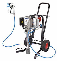 Zeus Airless Paint Sprayer graphic