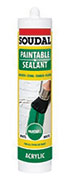 Paintable Sealant