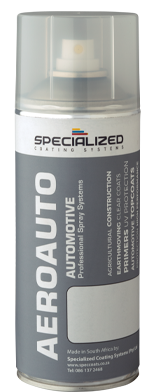 Automotive Clear Coat Aerosol image