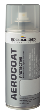 Stainless Steel Protective Aerosol image