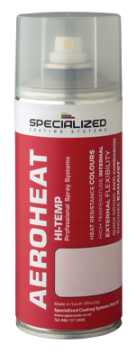 High Heat Resistant Aerosol image