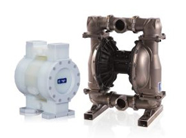 Air Operated Double Diaphragm Pumps Graphic