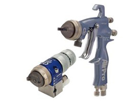 Conventional Spray Guns Graphic