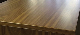polyurethane wood finish img
