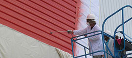 Anti corrosive roof paint img