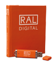 RAL Digital Graphic
