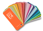 RAL E4 Color Swatch Graphic