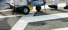 Thermoplastic Road Marking Paint img