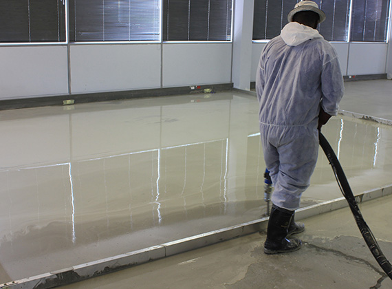 Cementitious Floor Screed img