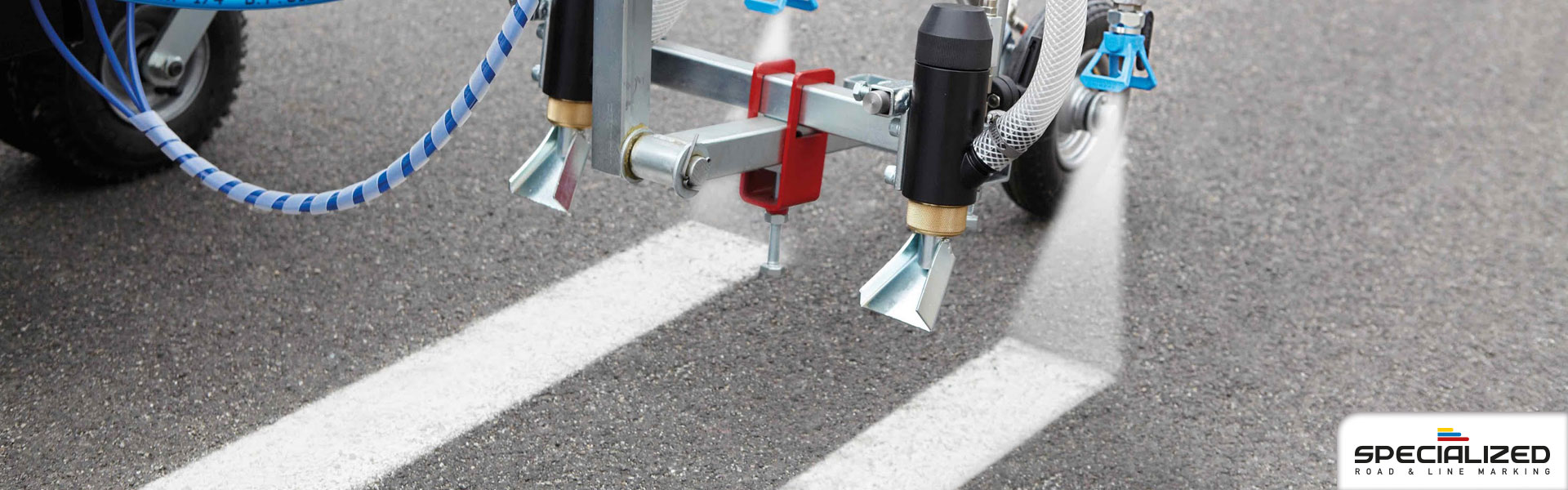 Road and Line Marking image