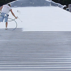 Roof Insulation Paint image